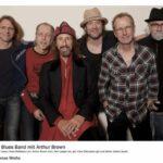 Hamburg Blues Band meets Arthur Brown