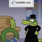 "Ralph Ruthe: ""gefällt mir"" (Cartoonbuch)"