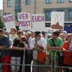 Kassellaner demnonstrieren gegen die NPD!