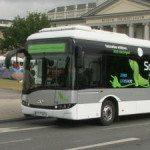 Der erste E-Bus – Test in Kassel