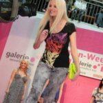 Zack die Bohne! Gina-Lisa im Caramel Kassel