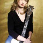 Songpoetin Christina Lux live in Niederweimar
