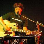 NURKURT – Folk, Rock & Balladen im Café Kö