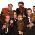 Made in Britain – The Ukulele Orchestra of Great Britain in Vellmar
