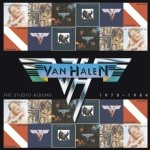 Van Halen – The Studio Albums 1978 – 1984 (Warner)