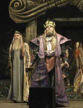 Freiheitskampf unter freiem Himmel – Nabucco in Melsungen