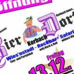 """Discothek in Korbach eröffnet heute nicht! – Wegen fehlender Brandschutzvorrichtung keine Freigabe für """"Bierdorf"""""""