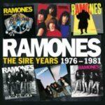 RAMONES – The Sire Years 1976-1981
