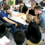 """Projektteam der Hochschule OWL präsentiert """"kitchen lab"""" auf Küchenzuliefermesse area30"""
