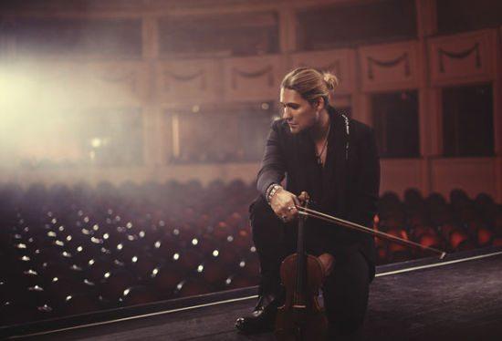 David Garrett spielt erstmals alle Brahms-Violinsonaten im März 2015
