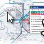 Netzplan des NVV wird interaktiv: Nordhessen zum Anklicken!