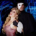 Das Phantom der Oper.  Die neu-Inszenierte Starbesetzung!