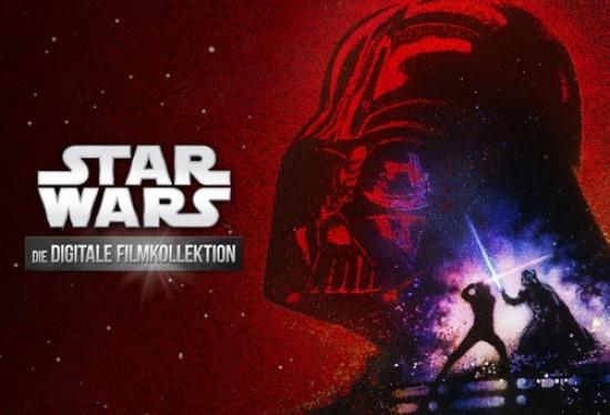 Star Wars – ab heute erstmals vollständig digital erhältlich