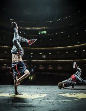 Breakdance statt Ballett – Red Bull Flying Bach in der Stadthalle Kassel
