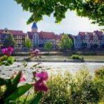"Drei Flüsse in Hann. Münden erleben – Flussgenuß am ""Fluss-Kuss""!"