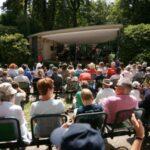 Konzertpavillon im Bergpark Wilhelmshöhe