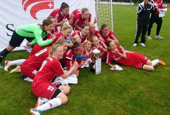 Frauenpower! – Sport Mewes Cup 2015