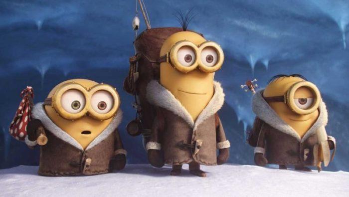 Minions sorgen für Lacher im Latenight