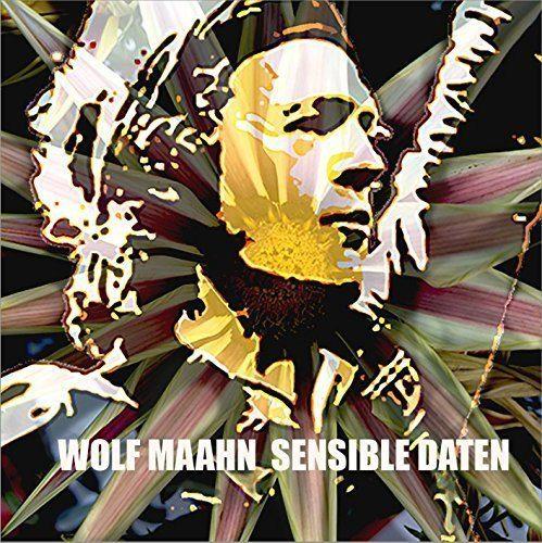 Wolf Maahn Sensible Daten CD Cover