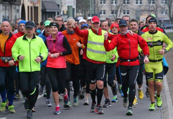 Charitylauf-Premiere: Ein voller Erfolg