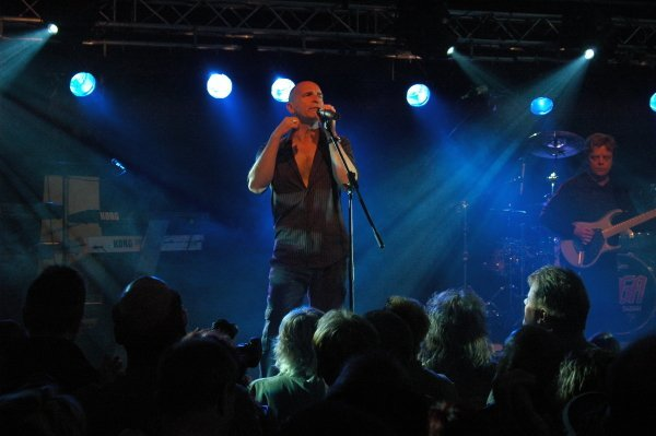Sänger Michael Sadler