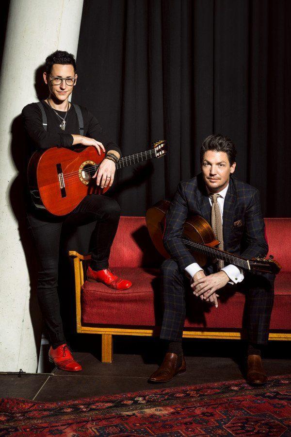 Jan Pascal und Alexander Kilian - Café del Mundo