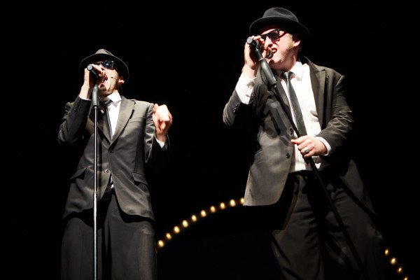 The Blues Brothers (Foto: Meinschäfer)