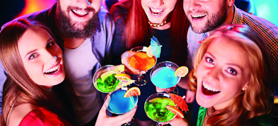 "Cocktail-Weekend im ""Mintz""!"
