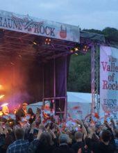 Haune Rock Festival wurde zum Erfolg.