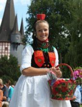 Die Rotkäppchenwoche in Schwalmstadt