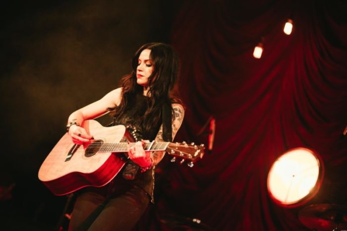 Amy MacDonald live - Foto: Phil Smithies