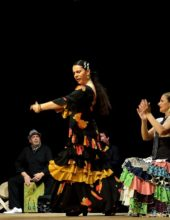 Furioser, feuriger Flamenco mit Sabor Flamenco in Warburg!