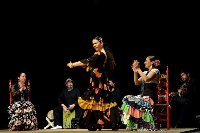 Sabor Flamenco - furioser feuriger Flamenco!