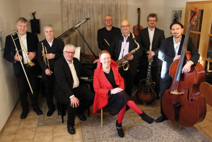 The spirit of Ella: Stephanie Willeke und Band