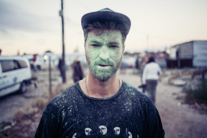 Sieht grün: Marteria (c) Paul Ripke