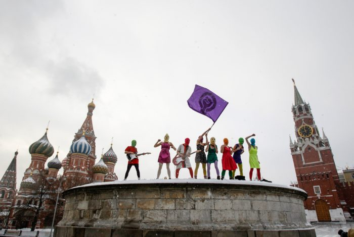 Pussy Riot-FotoDenis-SINYAKOV