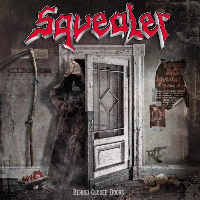 Squealer - Behind Closed Doors Album Cover