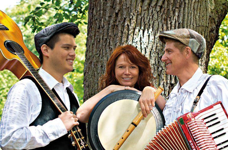 Irish Folk mit Woodwind & Steel in Borken