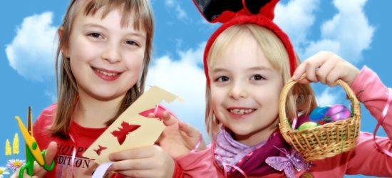 Oster-Bastelspaß für Kinder ab 6 Jahren in Ludwigsau