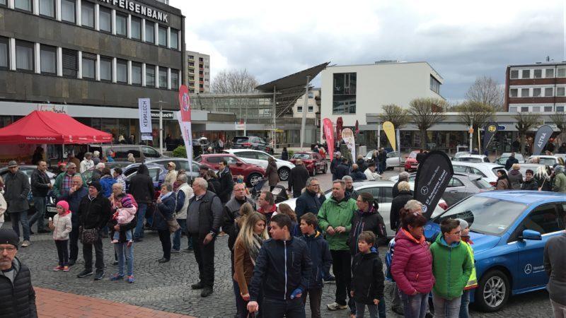 Automobil-Ausstellung in Baunatal