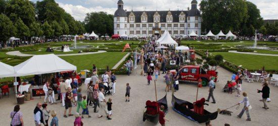 O'zapft is - Schloss Neuhäuser Biergarten am 10.-13. Mai 2018