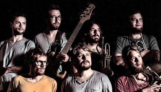 Die Band LaBrassBanda tritt am 12.8.2018 in Bad Brückenau auf.