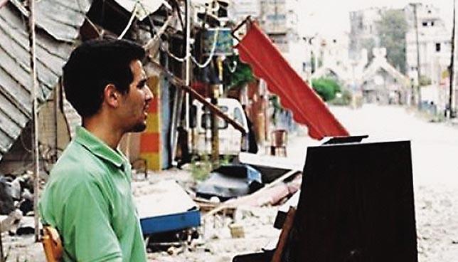 Pianist in den Tr�mmern