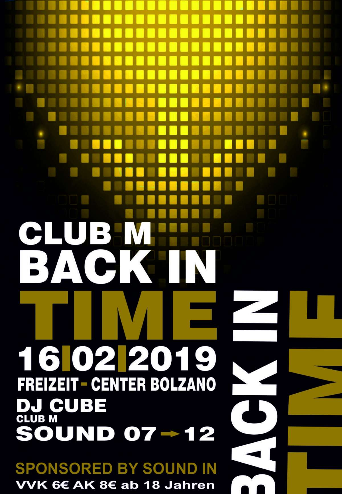 Club M Back in Time