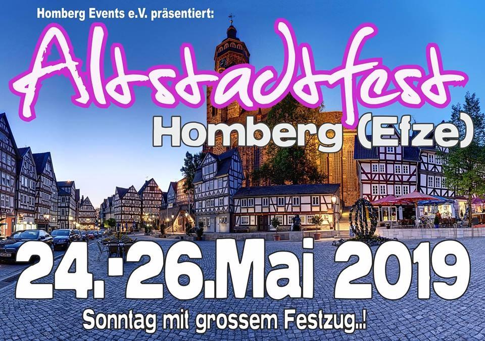Altstadtfest Homberg (Efze)