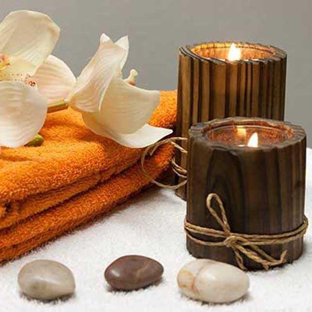 Wellness-Peeling Schokolade