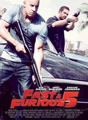 Fast & Furious Five