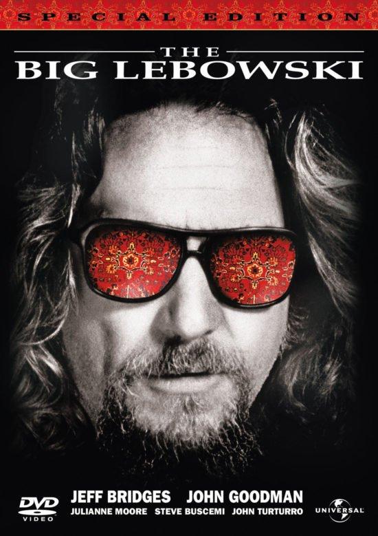 The Big Lebowski - nordic retail DVD