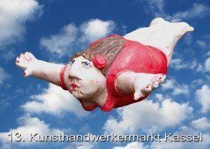 13. Kunsthandwerkermarkt in Kassel  - Kunst für alle