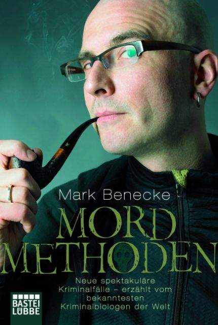 Mark Benecke - Der Herr der Maden im Interview
